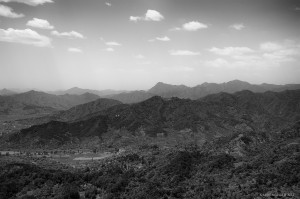 View from the Great Wall-1